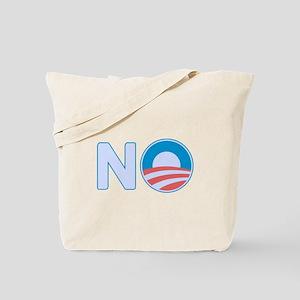 No Obama Tote Bag