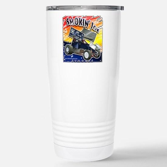 Smokin' Joe Stainless Steel Travel Mug