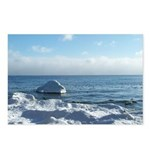Vanilla Float Postcards (Package of 8)