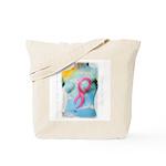 Ribbon in the Sky - Tote Bag