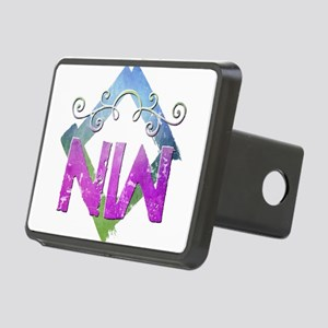 Nw Rectangular Hitch Cover