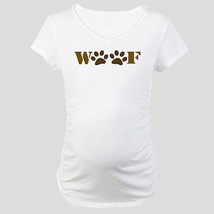 WOOF Maternity T-Shirt