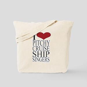 Pitchy Singers Rule Tote Bag