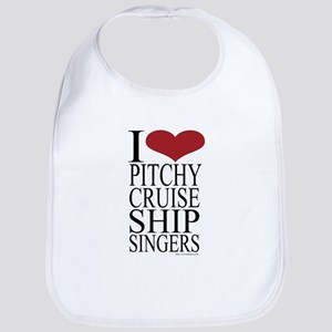 Pitchy Singers Rule Bib