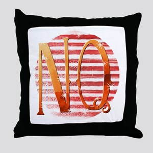 Nq Throw Pillow