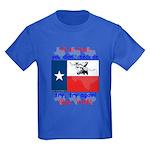 Bye, Y'all! Kids Dark T-Shirt