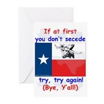 Bye, Y'all! Greeting Cards (Pk of 20)