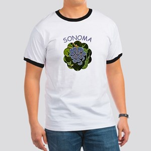 Sonoma Grapes - Ringer T