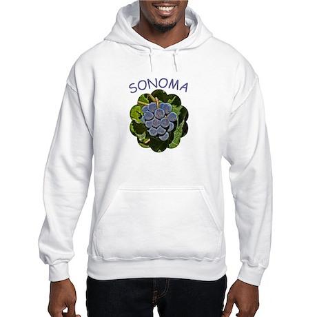 Sonoma Grapes - Hooded Sweatshirt