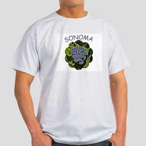 Sonoma Grapes - Ash Grey T-Shirt