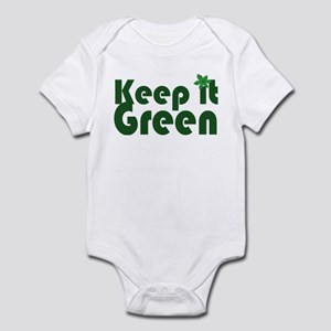 Keep it Green Infant Bodysuit