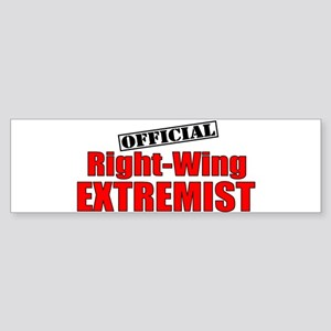 """Official"" Right-Wing Bumper Sticker"