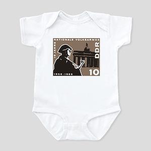 Nationale Volksarmee Infant Bodysuit