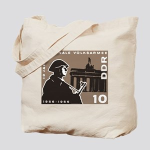 Nationale Volksarmee Tote Bag