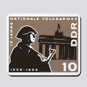 Nationale Volksarmee Mousepad