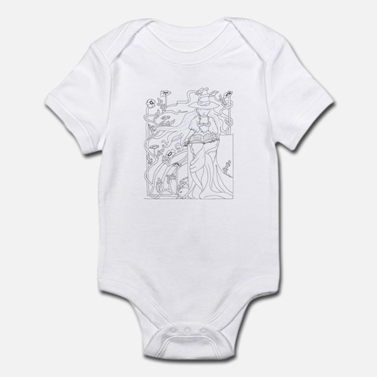 Spellbook Infant Bodysuit
