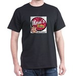 Mom's Diner Black T-Shirt