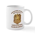 DHS Terrorist Mug