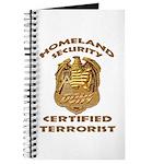 DHS Terrorist Journal