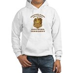 DHS Terrorist Hooded Sweatshirt