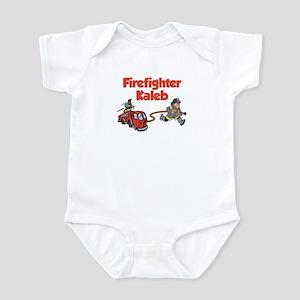 Firefighter Kaleb Infant Bodysuit