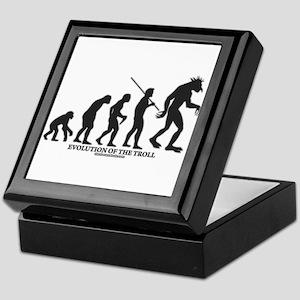 Evolution of the Troll Keepsake Box