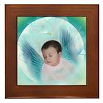 Angel 260 : Framed Tile