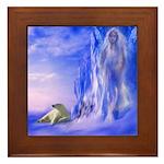 Angel 262 : Framed Tile
