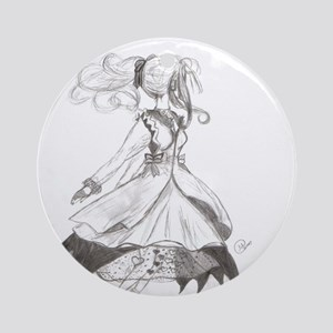 bell's cafe Ornament (Round)