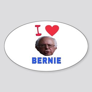 I LOVE BERNIE Sticker