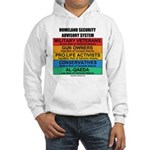 Homeland Insults Hooded Sweatshirt