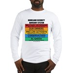 Homeland Insults Long Sleeve T-Shirt