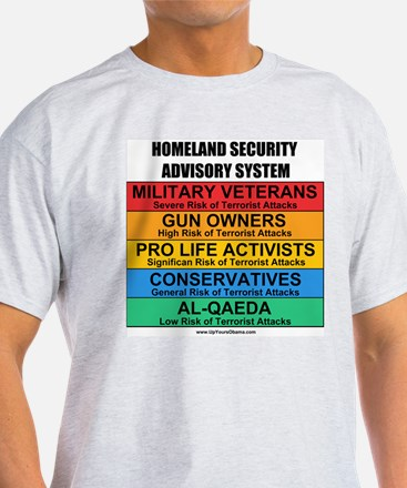 Homeland Insults T-Shirt