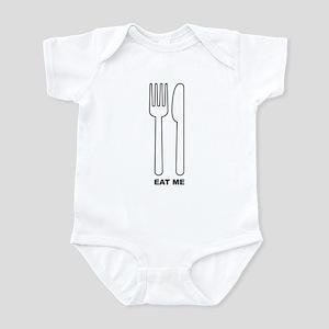 Eat me Infant Bodysuit
