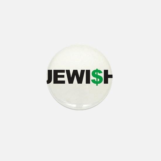 Jewish Mini Button