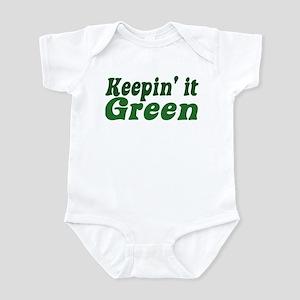 Keepin it GREEN Infant Bodysuit
