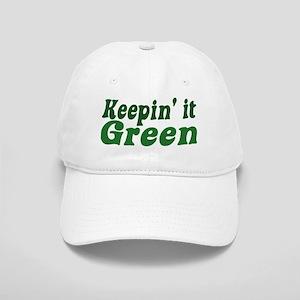 Keepin it GREEN Cap
