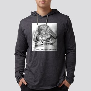 Lop Eared Bunny Long Sleeve T-Shirt