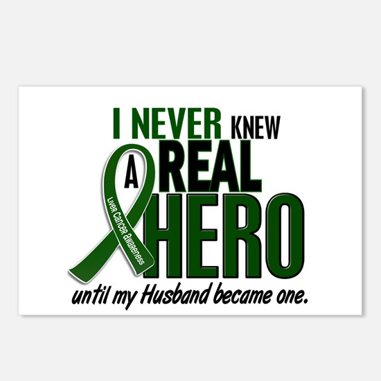 REAL HERO 2 Husband LiC Postcards (Package of 8)