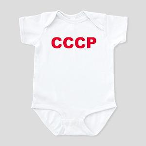 CCCP insignia Infant Bodysuit