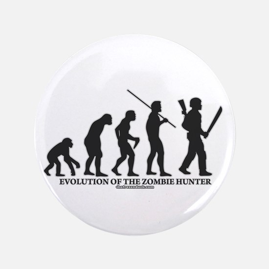 """Evolution of the Zombie Hunter 3.5"""" Button"""