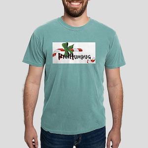 Bah Humbug Broken Candy Cane T-Shirt