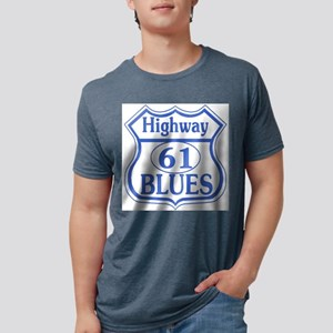 Highway 61 Blues Ash Grey T-Shirt