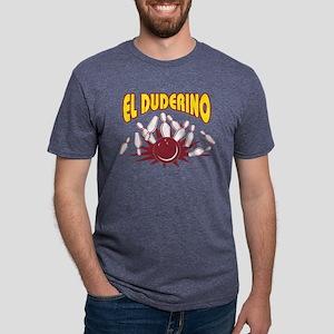 El Duderino Bowling T-Shirt