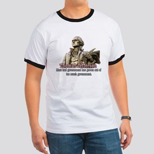 Thomas Jefferson founding father Ringer T