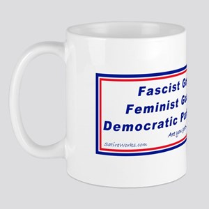 Democratic Party Control Mug