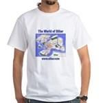 The World of Siliar Men's Classic T-Shirts