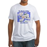 The World of Siliar Fitted T-Shirt