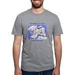 The World of Siliar Mens Tri-blend T-Shirt