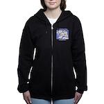The World of Siliar Women's Zip Hoodie